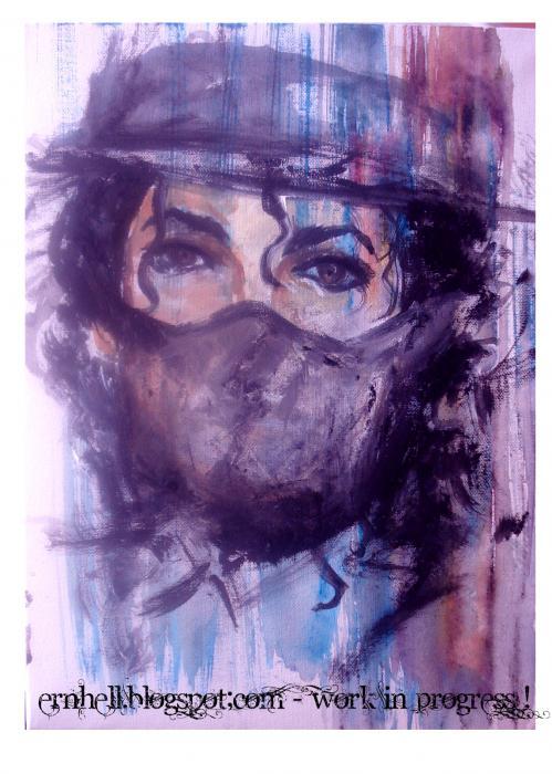 Michael Jackson par ernhell